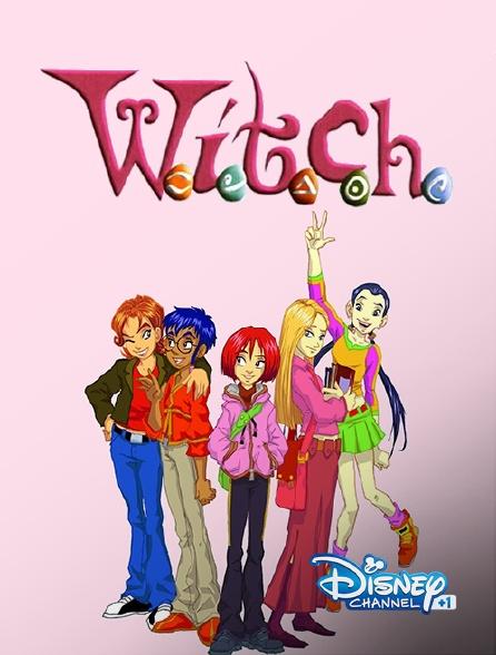 Disney Channel +1 - W.I.T.C.H.
