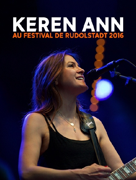 Keren Ann au Festival de Rudolstadt 2016