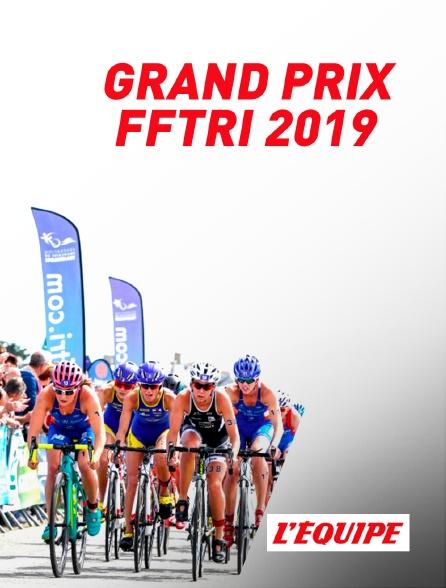 L'Equipe - Grand Prix FFTRI 2019