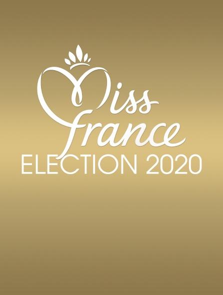 Election de Miss France 2020