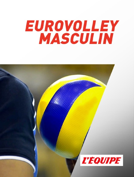 L'Equipe - EuroVolley masculin en replay