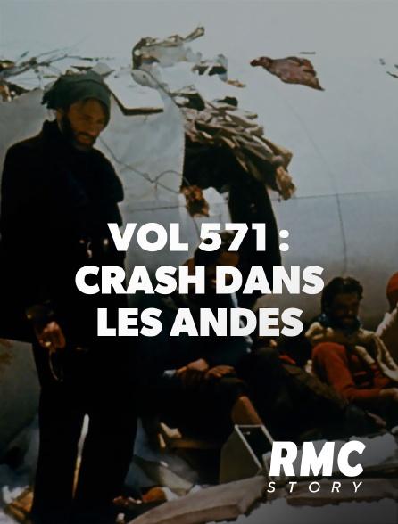 RMC Story - Vol 571 : crash dans les Andes