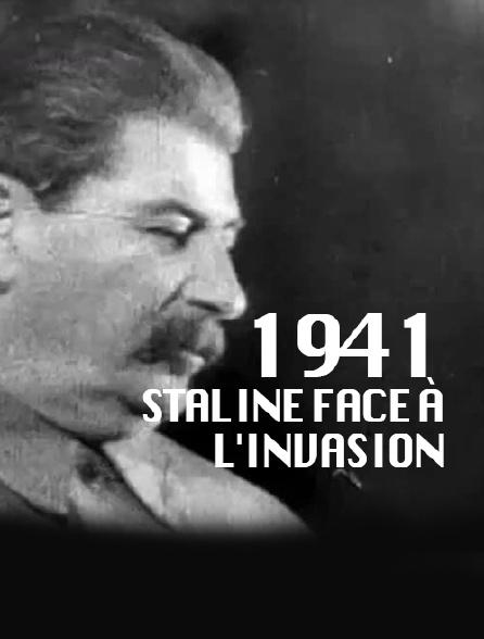 1941, Staline face à l'invasion
