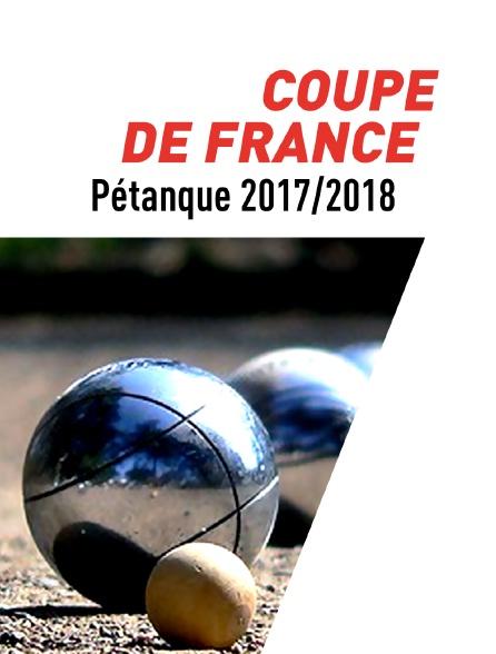 Coupe de France de Pétanque 2017/2018