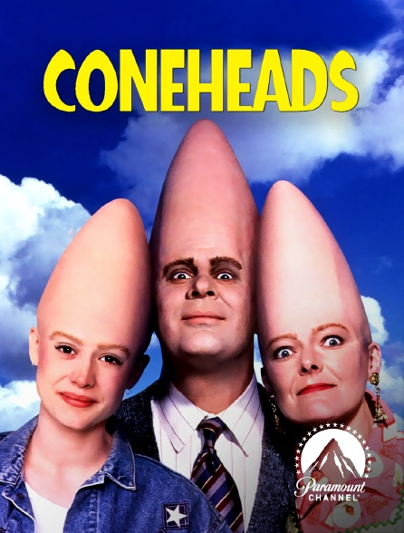 Paramount Channel - Coneheads