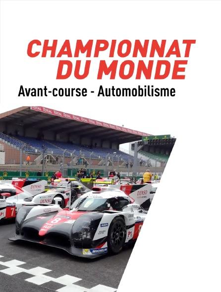 Avant-course
