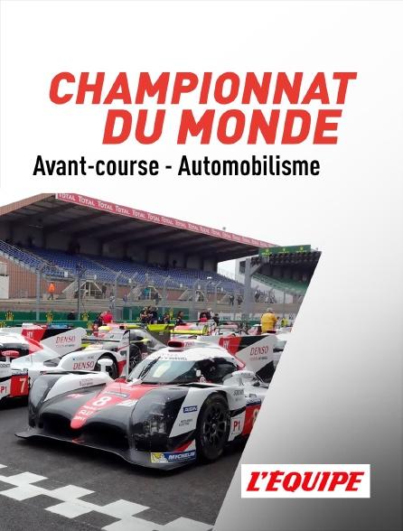 L'Equipe - Avant-course
