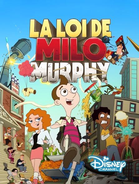Disney Channel - La loi de Milo Murphy