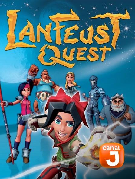 Canal J - Lanfeust Quest