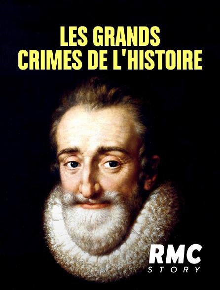 RMC Story - Les grands crimes de l'Histoire