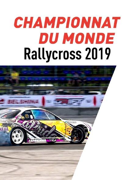 Championnat du monde 2019 - Rallycross -