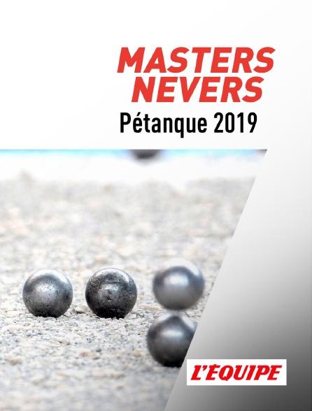 L'Equipe - Masters 2019