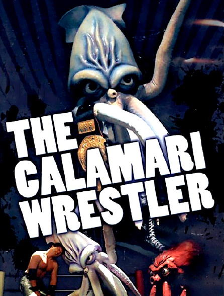 Calamari Wrestler