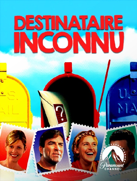 Paramount Channel - Destinataire inconnu