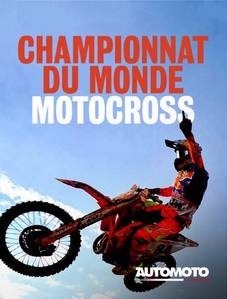 Automoto - Championnat du monde de motocross