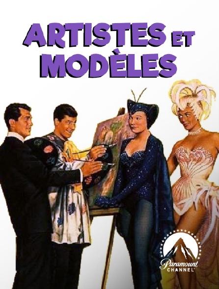 Paramount Channel - Artistes et modèles