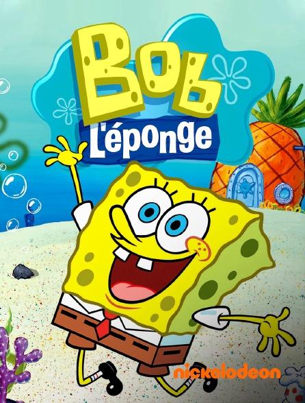 Nickelodeon - Bob l'éponge en replay