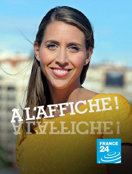 France 24 - A l'affiche