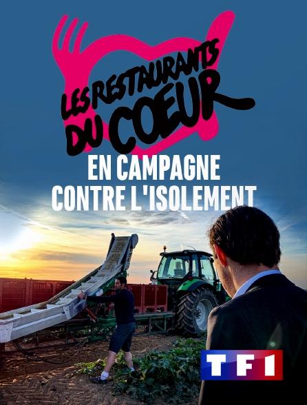 TF1 - Les Restos du coeur : en campagne contre l'isolement