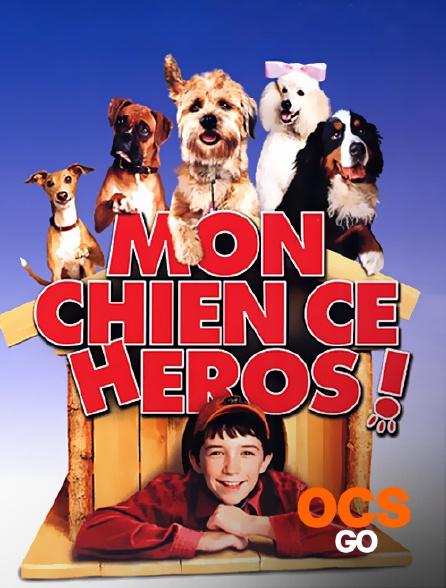 OCS Go - Mon chien ce héros
