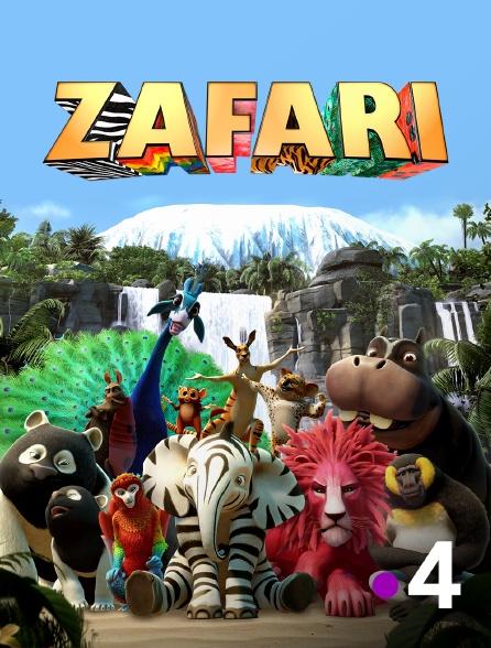 France 4 - Zafari
