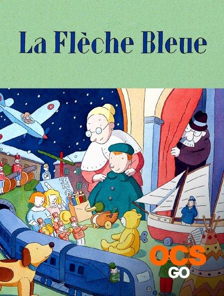 OCS Go - La flèche bleu