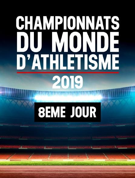 Championnats du monde 2019 - 8e jour