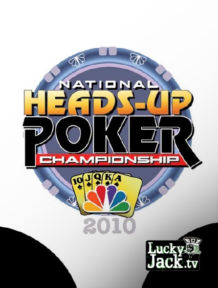 Lucky Jack - National Head's Up Poker Championship 2010