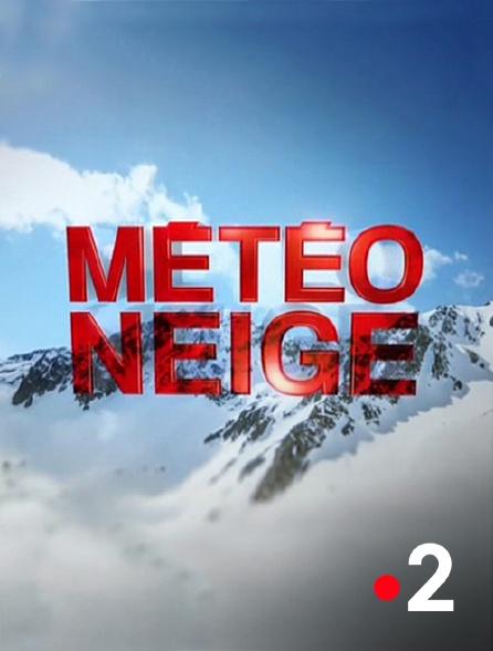 France 2 - Météo des neiges