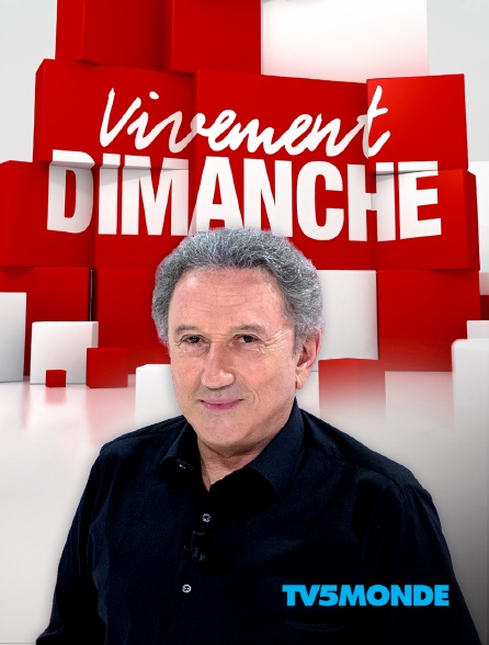 TV5MONDE - Vivement dimanche