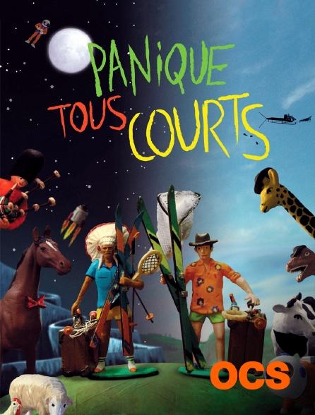 OCS - Panique tous courts - Laurent le neveu de cheval