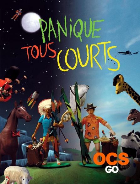 OCS Go - Panique tous courts - Laurent le neveu de cheval