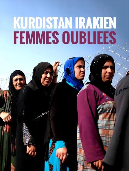 Kurdistan irakien : femmes oubliées