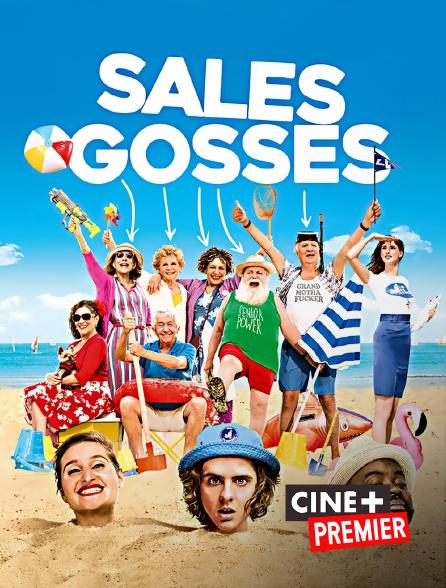 Ciné+ Premier - Sales gosses