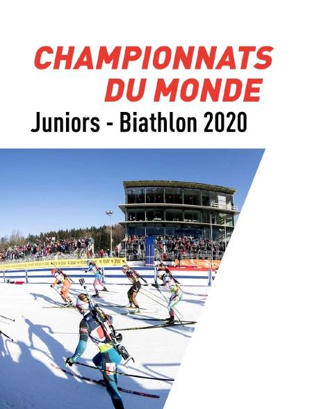 Championnats du monde juniors de Biathlon 2020