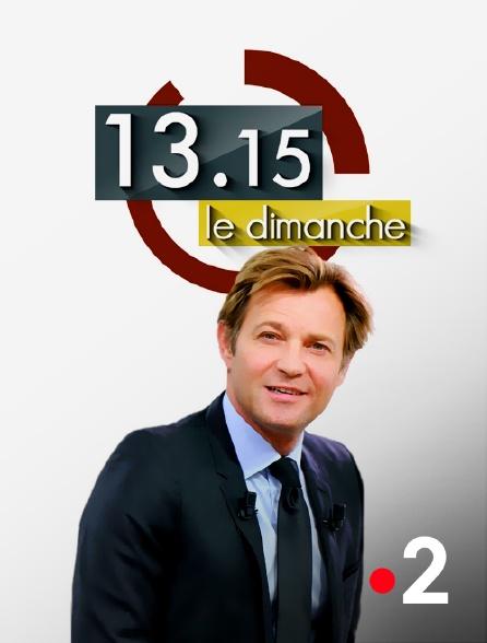 France 2 - 13H15, le dimanche...
