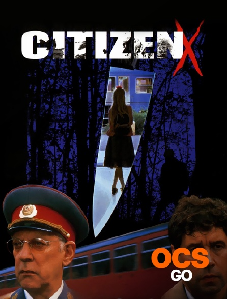 OCS Go - Citizen X