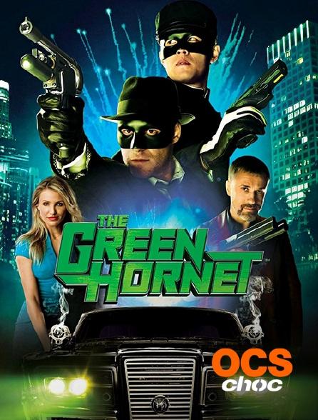OCS Choc - The Green Hornet