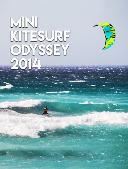 Mini Kitesurf Odyssey 2014