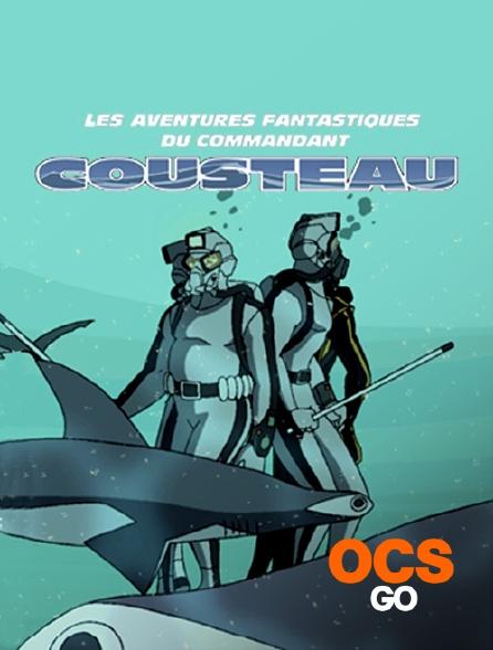 OCS Go - Les aventures fantastiques du commandant Cousteau