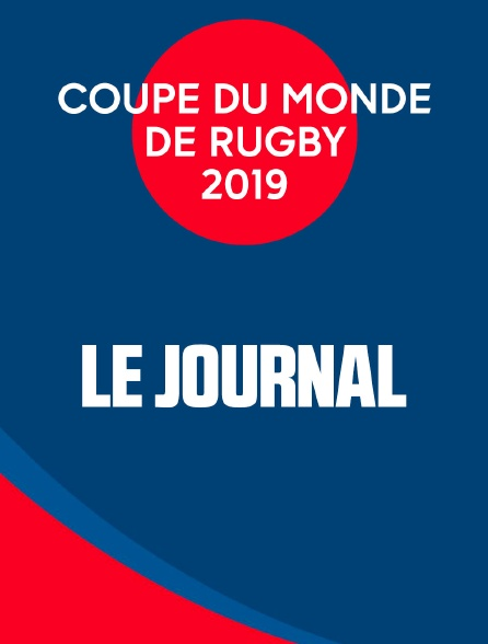 Le journal de la Coupe du monde de rugby 2019