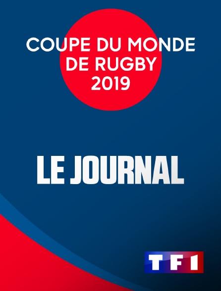 TF1 - Le journal de la Coupe du monde de rugby 2019
