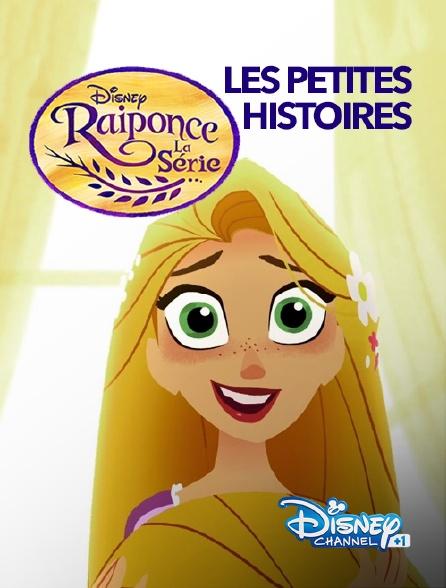 Disney Channel +1 - Raiponce : la série - les petites histoires