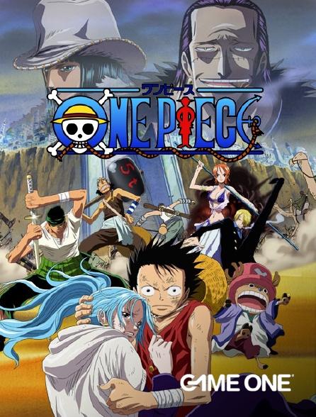 Game One - One Piece : Episode d'Alabasta