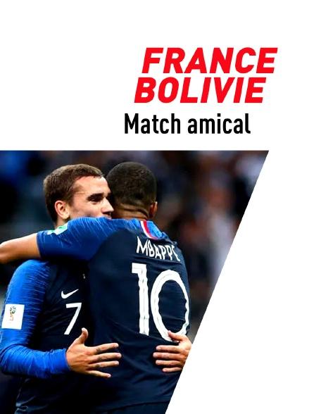 Football - Match amical : France / Bolivie