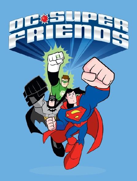 DC Super Friends