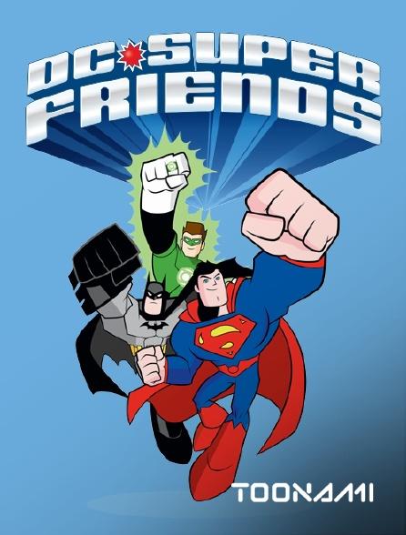 Toonami - DC Super Friends