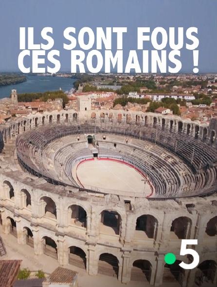 France 5 - Ils sont fous ces Romains !