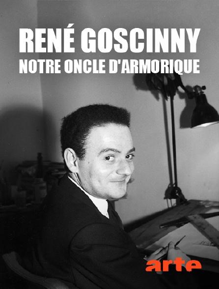 Arte - René Goscinny, notre oncle d'Armorique