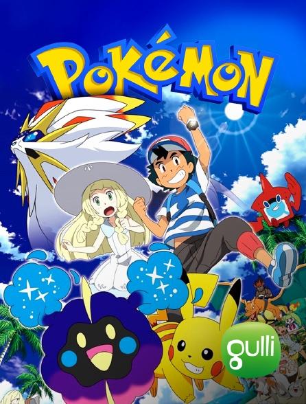 Gulli - Pokémon Soleil et Lune Ultra-Aventures